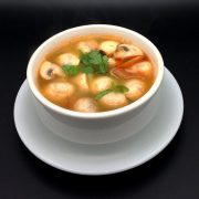 tom yum soup
