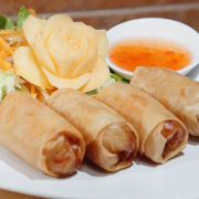 spring roll PED ROLL